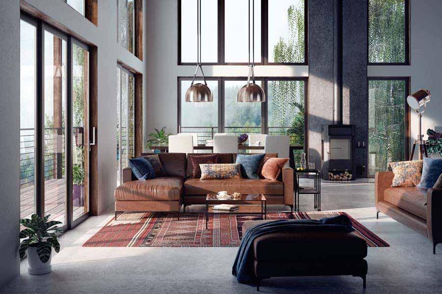أفخم تصاميم ديكور غرف جلوس وغرف معيشة ونصائح هامة لديكور منزلك ديكورات أرابيا